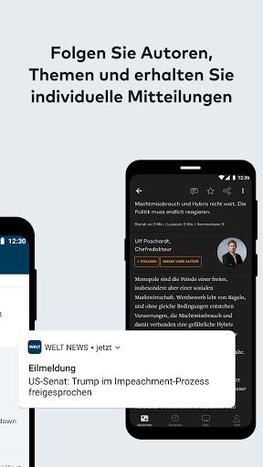 WELT News u2013 Nachrichten live  screenshots 4