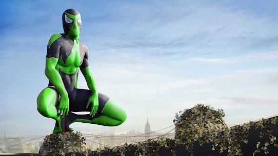 Rope Frog Ninja Hero APK MOD HACK (Dinero Ilimitado) 4