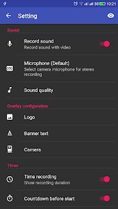 Screen Recorder Premium v1.3.8 MOD APK by smartkts app 3