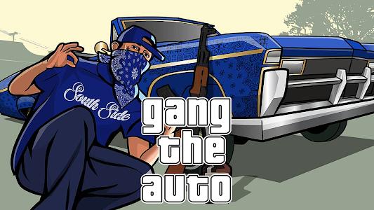 Gang The Auto: Crime City Mafia. Offline Games 0.81