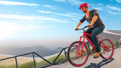 Offroad Bicycle BMX Riding  screenshots 1
