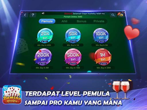 Domino QiuQiu: Domino 99 Apkfinish screenshots 5