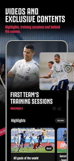 Juventus  screenshots 3