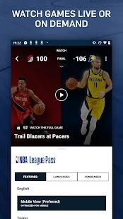 NBA: Live Games & Scores 11.0720 APK screenshots 3