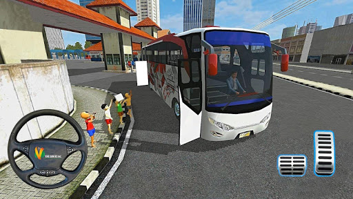 Coach Bus Driving Simulator 2020: City Bus Free 0.1 Screenshots 9