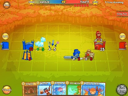 Cards and Castles Screenshot