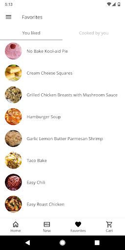 Easy Recipes 5.73 screenshots 4