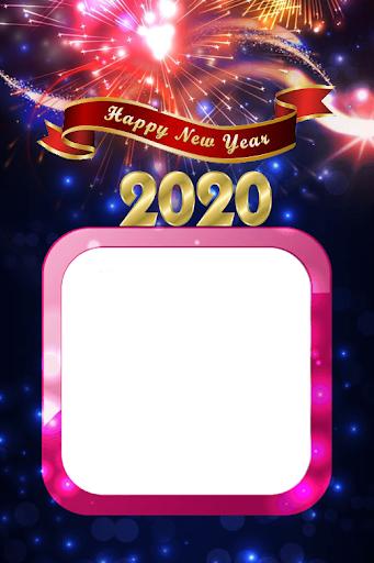 Happy New Year 2021 Photo Frames 1.0 Screenshots 10