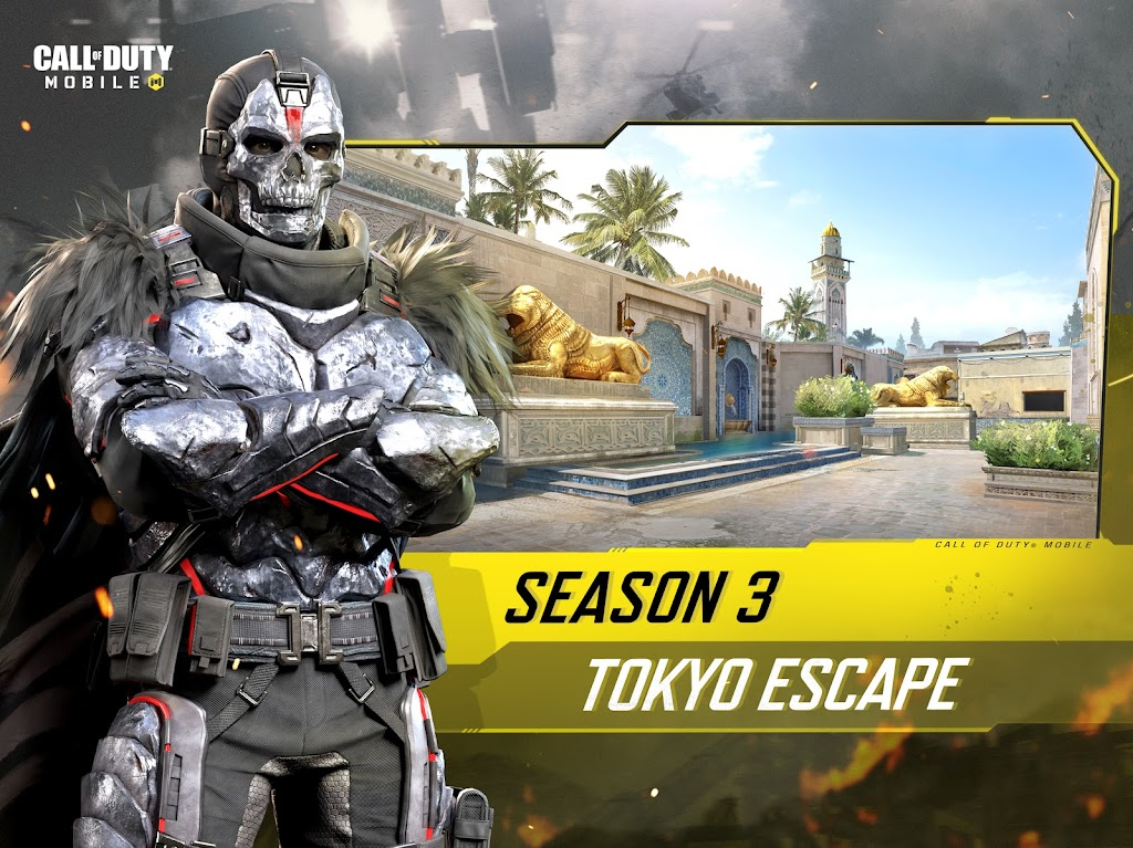 Call of Duty®: Mobile - Tokyo Escape poster 8