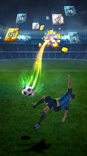 block soccer - brick football screenshot 2