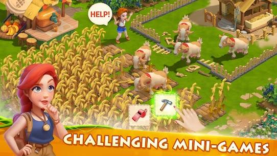 Family Farm Adventure MOD APK 1.4.211 (Unlimited Gold) 15