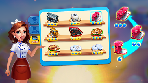 Cooking Sizzle: Master Chef 1.2.19 screenshots 4