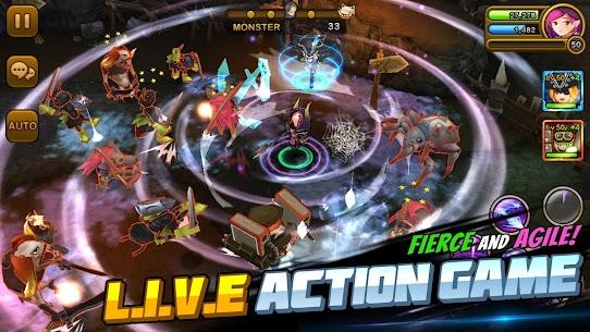 Guardian Hunter: Super Brawl RPG MOD APK 2