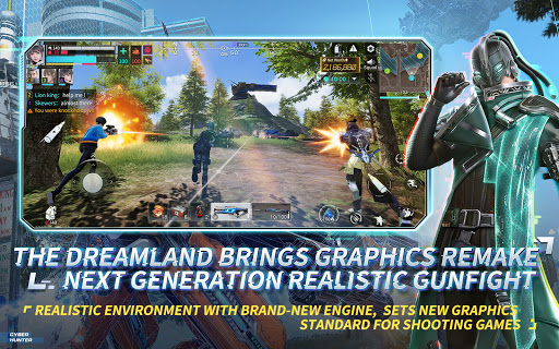 Cyber Hunter 0.100.395 screenshots 18