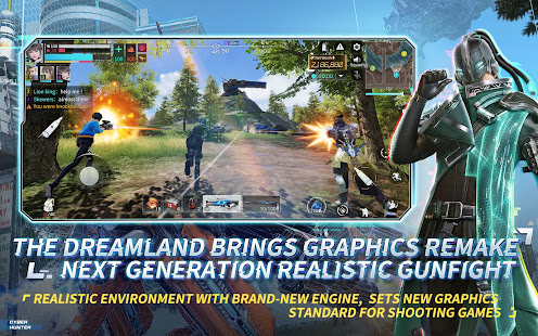 Cyber Hunter 0.100.415 Screenshots 11
