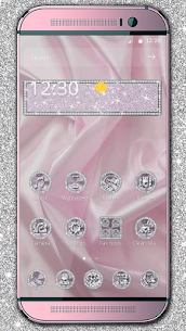 Diamonds and Pink Premium For Pc (Download Windows 7/8/10 And Mac) 1