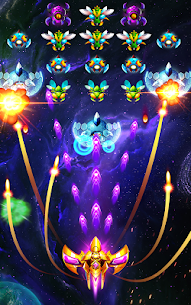 Space Invasion: Alien Shooter War MOD APK (Unlimited Everything) 2