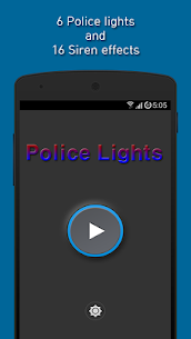 Police Siren and Lights Simulation 1
