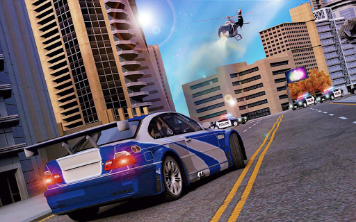 Police Car Chase - Mission 2020 Escape Game android2mod screenshots 5