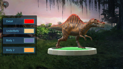 Spinosaurus Simulator 1.0.4 screenshots 7