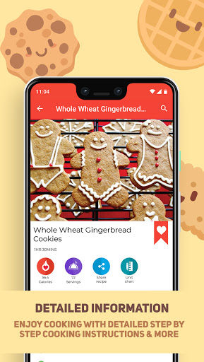 Cookies And Brownies Recipes  Screenshots 4