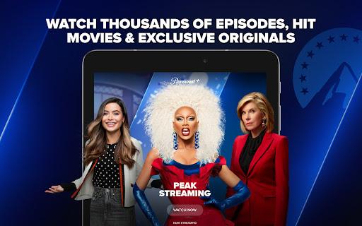 Paramount+ | Watch Live Sports, News & Originals apktram screenshots 17
