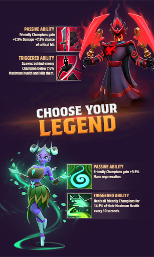Mythic Legends 1.1.13.4232 screenshots 2