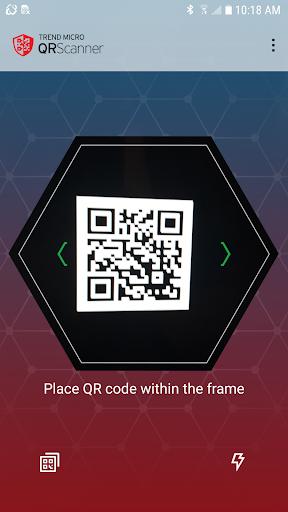 QR Scanner - Free, Safe QR Code Reader, Zero Ads  screenshots 1