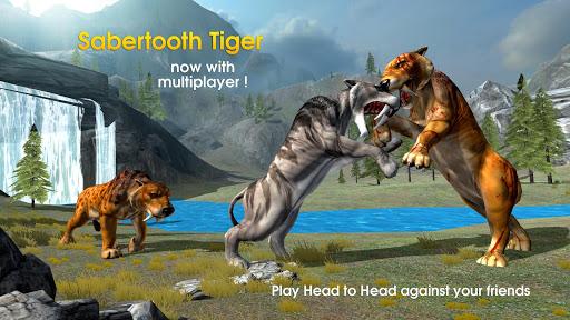 Sabertooth Tiger Chase Sim 2.1.0 screenshots 2