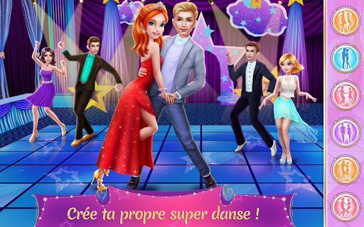 Télécharger Gratuit Reine du bal: amour & danse APK MOD  (Astuce) screenshots 1