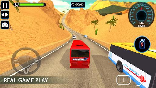 Bus Racing : Coach Bus Simulator 2020 screenshots 1