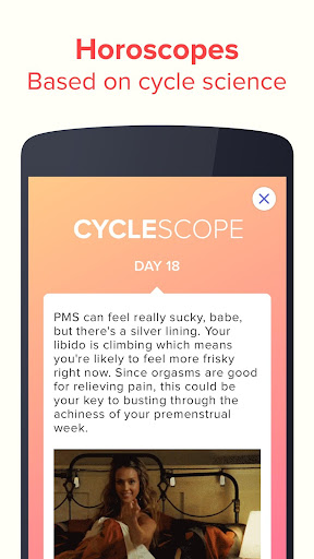 Eve Period Tracker Download Free Android – Love, Sex & Relationships App