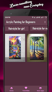 Acrylic Painting for Beginners For Pc | How To Install (Windows 7, 8, 10, Mac) 2