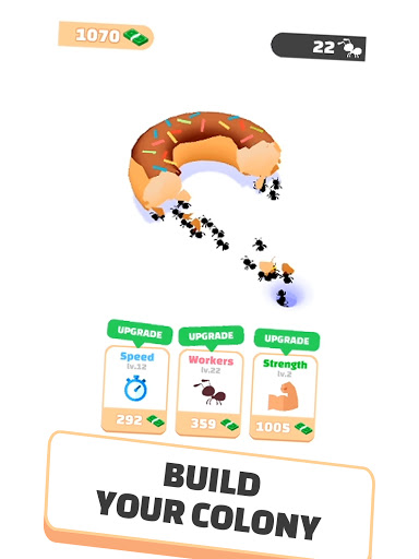 Idle Ants - Simulator Game  Screenshots 9