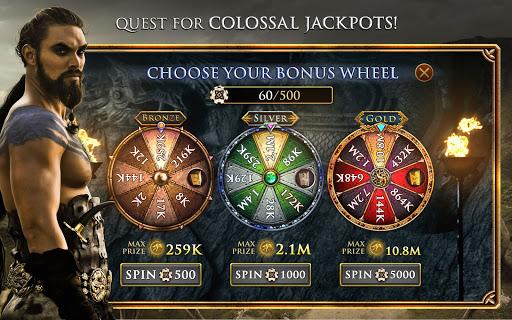 Game of Thrones Slots Casino - Slot Machine Games  screenshots 9