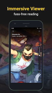 INKR Comics 1.8.8 screenshots 5