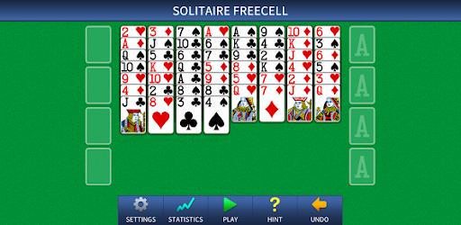 FreeCell Solitaire Classic u2013 u2663ufe0fu2666ufe0fu2665ufe0fu2660ufe0f Card Game 1.1.1.RC Screenshots 5