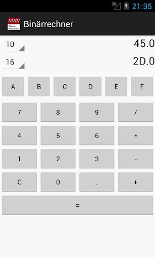 Binary Calculator For PC Windows (7, 8, 10, 10X) & Mac Computer Image Number- 9