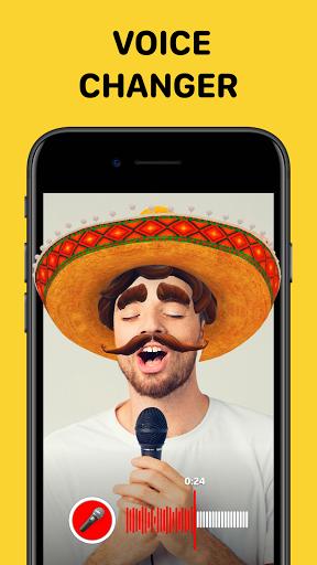 Banuba - Funny Face Swap & Camera Filters  Screenshots 5