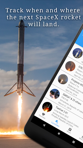 Space Launch Now - Watch SpaceX, NASA, etc...live! apktram screenshots 2
