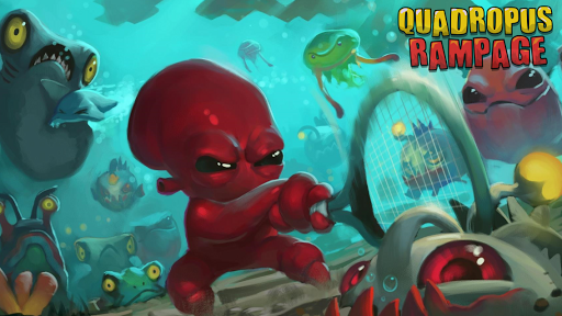 Quadropus Rampage 100.0.28 screenshots 1