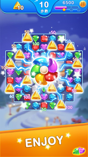 Jewel Blast Dragon - Match 3 Puzzle 1.19.10 screenshots 2