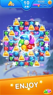 Jewel Blast Dragon – Match 3 Puzzle Mod 1.22.2 Apk (Unlimited money) 2