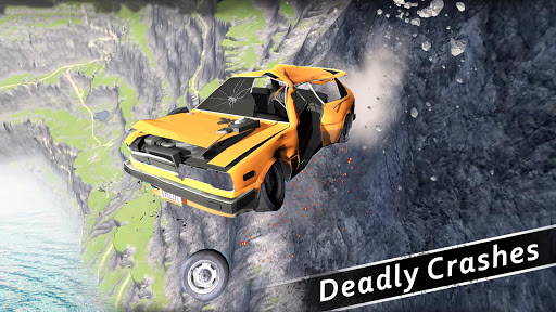 Car Crash Test Simulator 3d: Leap of Death 1.6 Screenshots 5