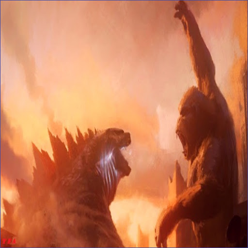 Godzilla VS Kong Quiz Game apkslow screenshots 1