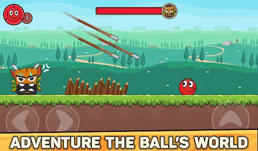Bounce Ball 6: Red Bounce Ball Hero 5.2 Screenshots 17