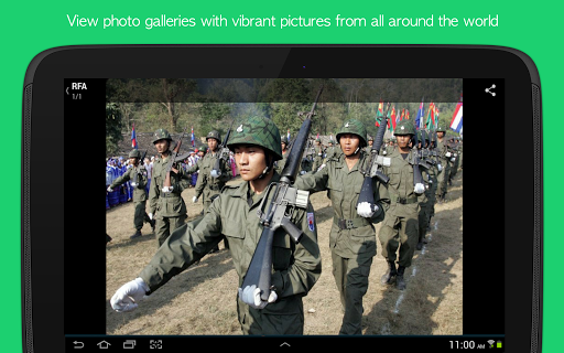 Radio Free Asia (RFA) 3.3.1 Screenshots 16