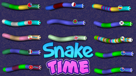Snake TIME Screenshot