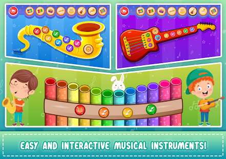 Kids Piano: Animal Sounds