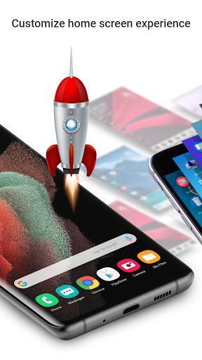 Launcher  Galaxy S21 Style 21.0 Screenshots 4